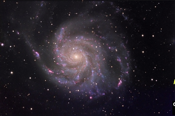 Click for my M101 page