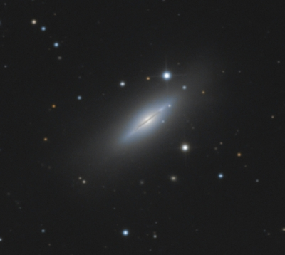 M102 from BMV Observatories