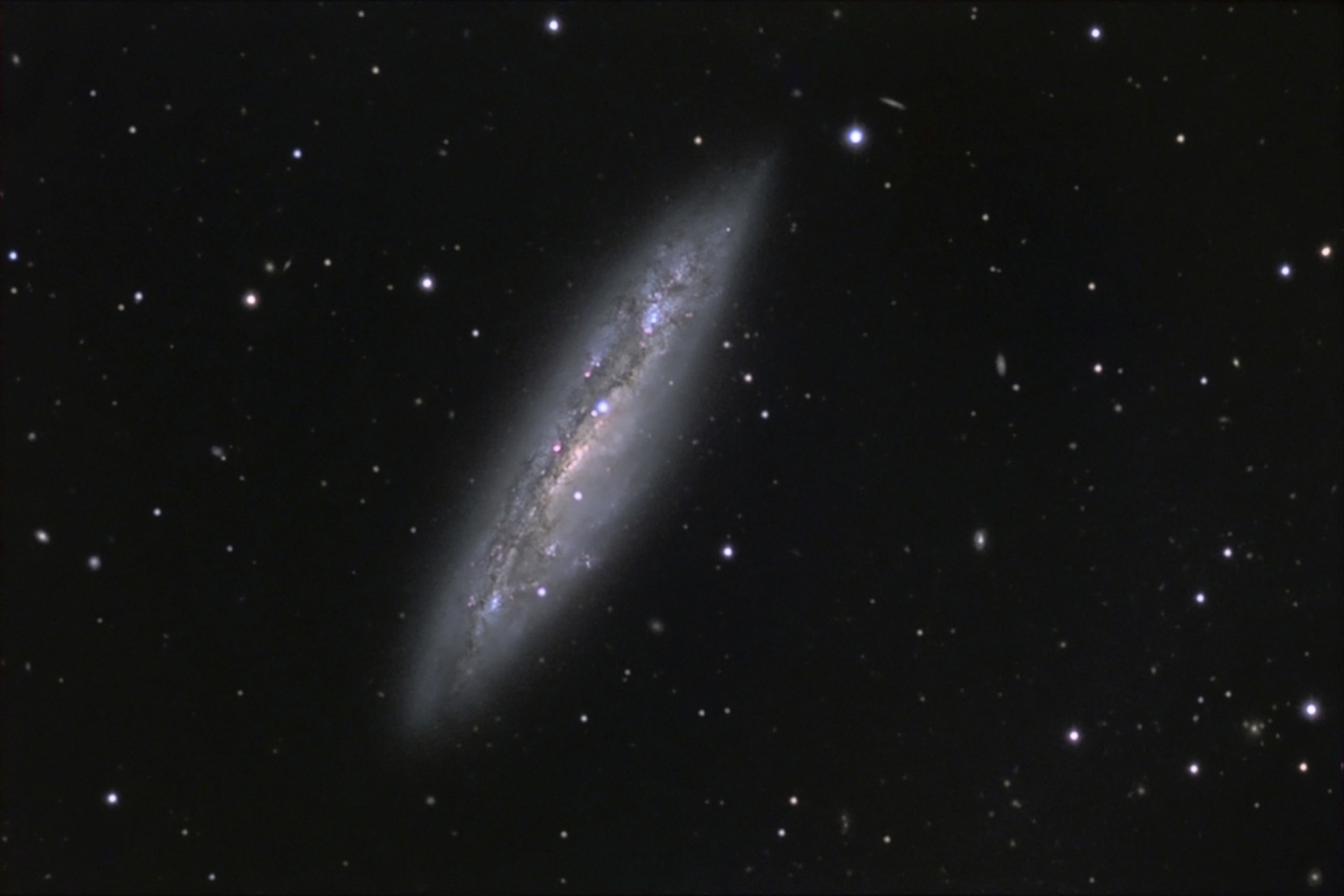 M108 from BMV Observatories