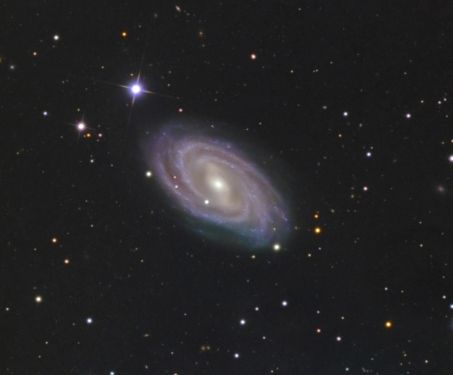 M109 from BMV Observatories