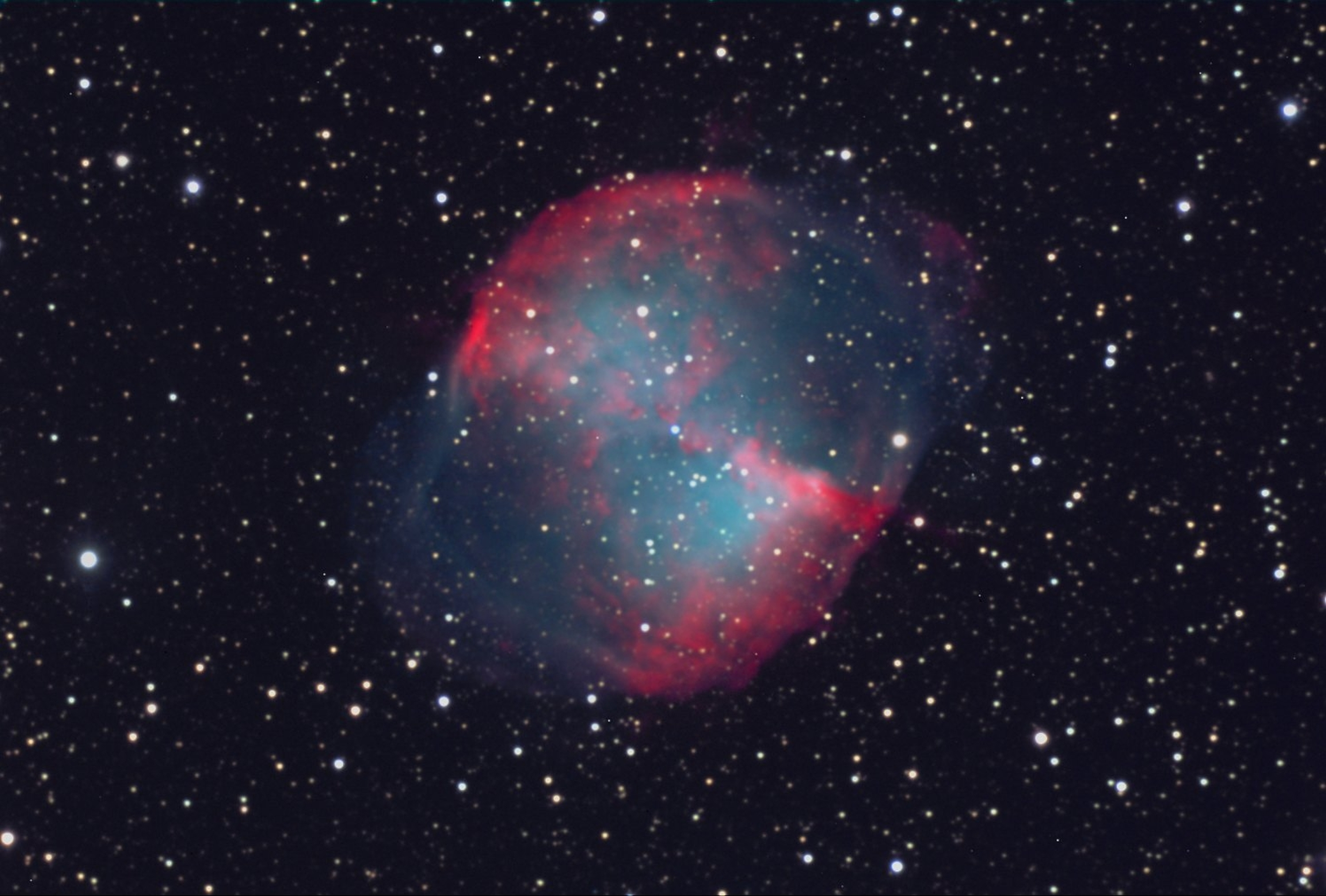 M27 Dumbbell Nebula Vulpecula PN (page 3) - Pics about space