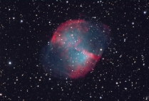 M27 from BMV Observatories