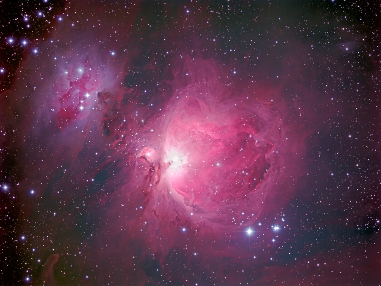 M42 from BMV Observatories