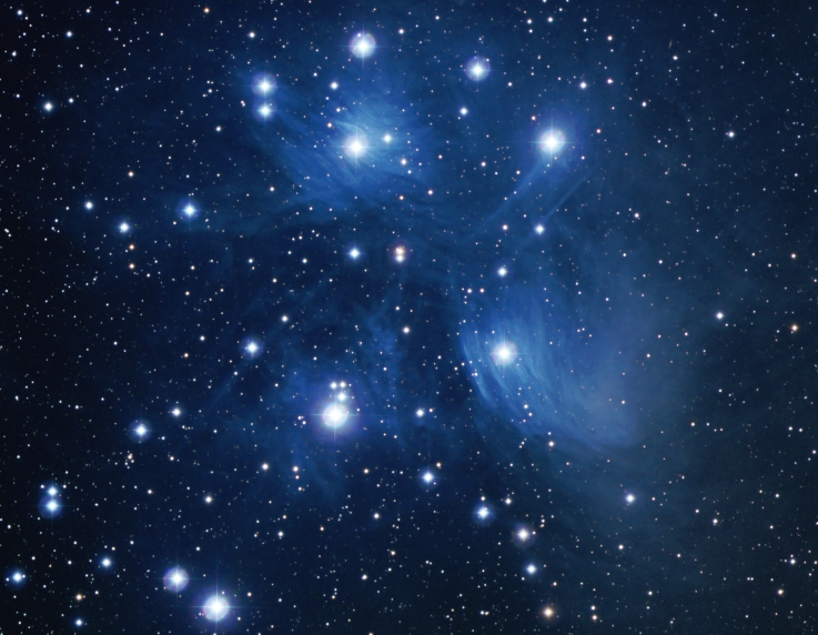 M45 from BMV Observatories