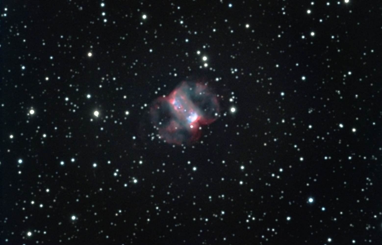 M76 from BMV Observatories