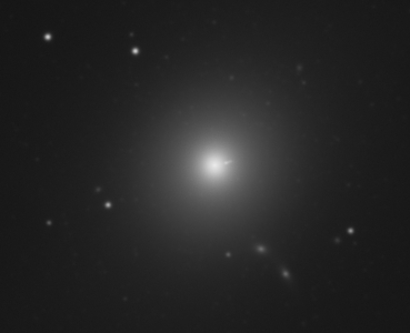 M87 from BMV Observatories