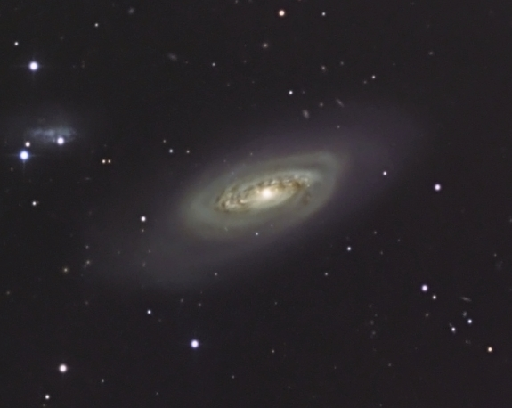 M90 from BMV Observatories