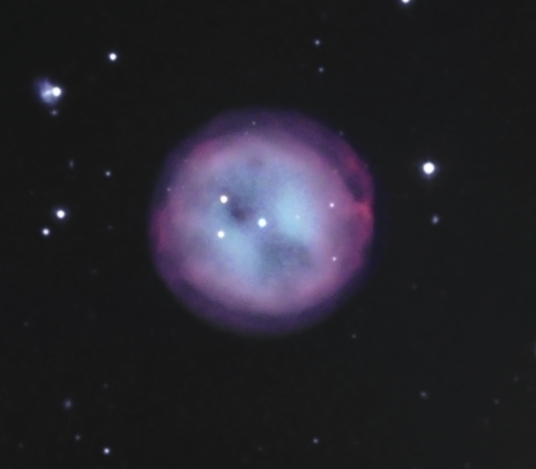 M97 from BMV Observatories
