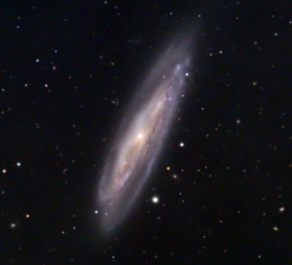 M98 from BMV Observatories