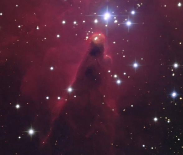 NGC 2264 from BMV Observatories