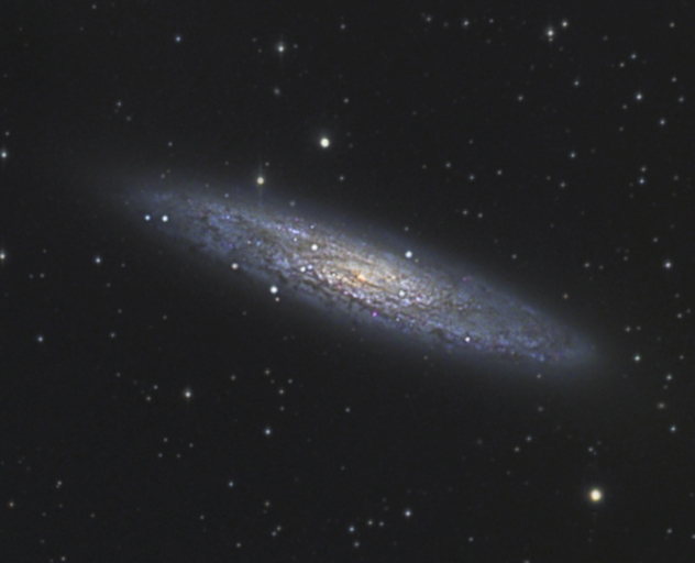 NGC 253 from BMV Observatories