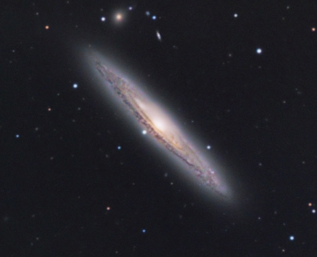 NGC 4216 from BMV Observatories
