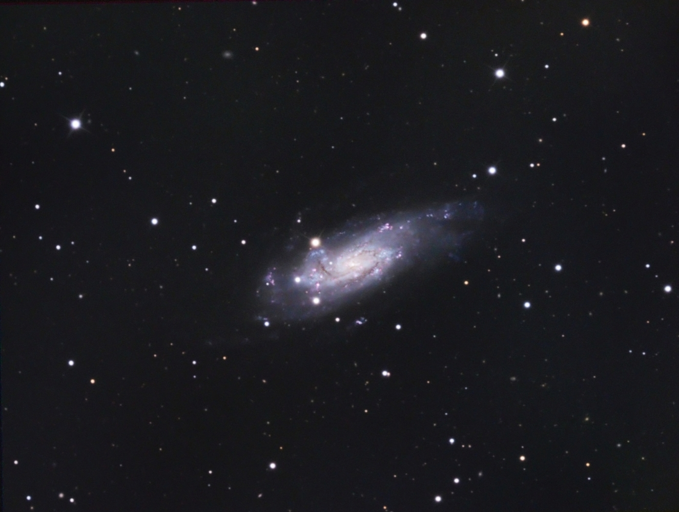 NGC 4559 from BMV Observatories