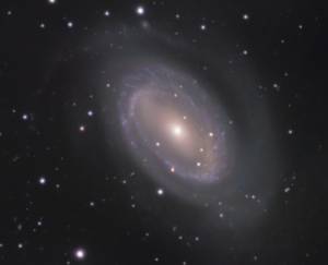 NGC 4725  from BMV Observatories