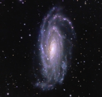 NGC 5033 from BMV Observatories