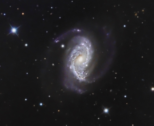 NGC 5248  from BMV Observatories