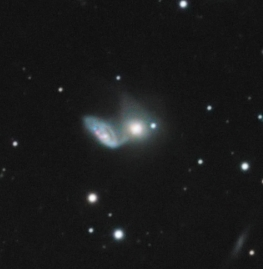 NGC 5953 from BMV Observatories