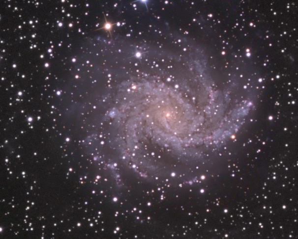 NGC 6946 from BMV Observatories