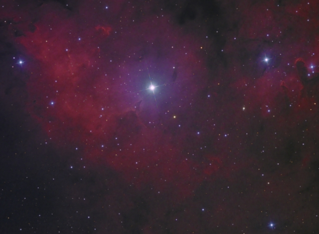 NGC 7822 from BMV Observatories